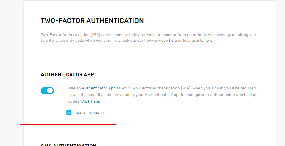 Two Factor Authenticator 7