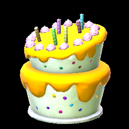 Orange Birthday Cake Prices Data On Xbox One Rocket League Items