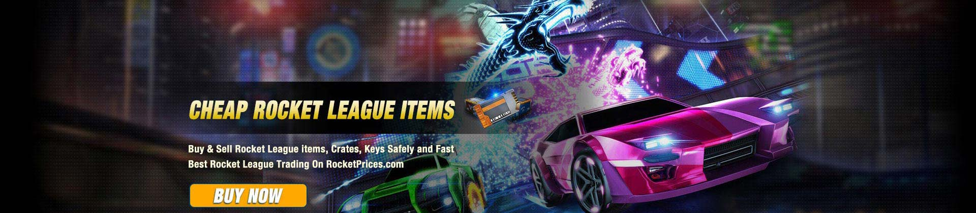 Welcome to buy Rocket League Items From Us.