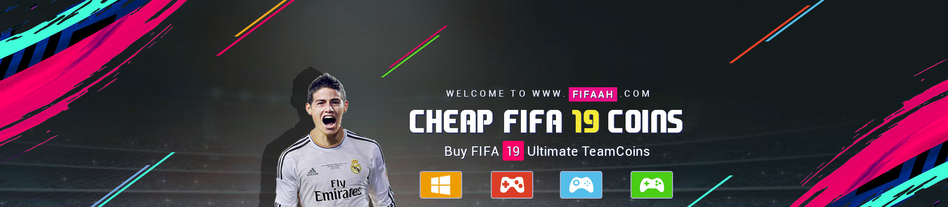 Top FIFA 19 Coins Store - FIFAAH.COM