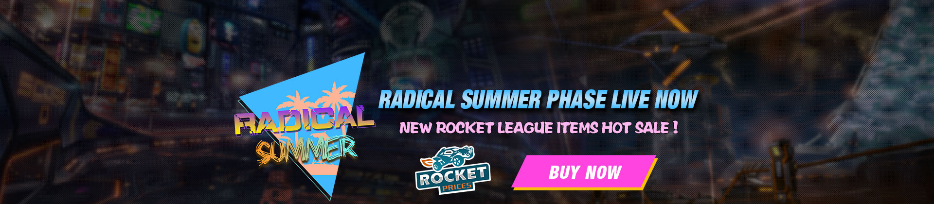 Radical sumer & new crate items