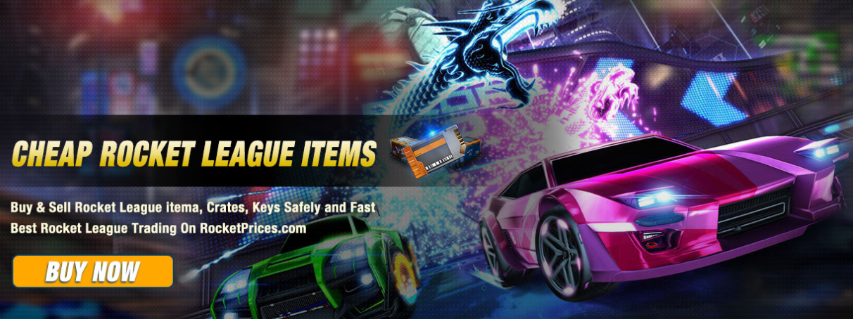 Buy Tradeable Rocket League Keys On RocketPrices To Trade Items Instantly