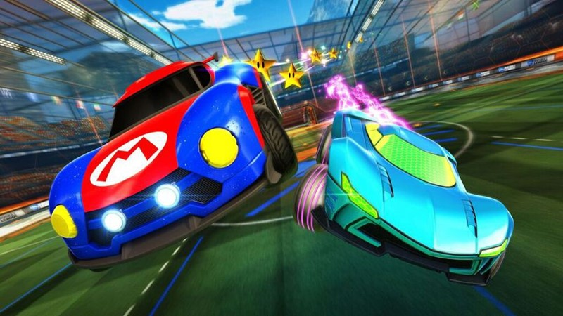 Trick to unlock extras in Rocket League for Switch