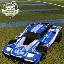 Rocket League Fan (Twitch) Rewards - Breakout with the RLCS decal