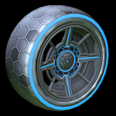 Rocket League Fan (Twitch) Rewards - Apex wheel