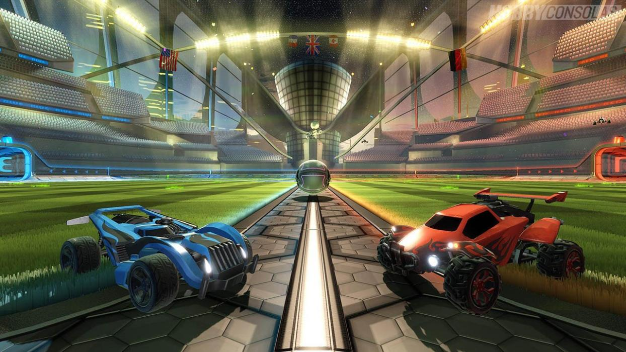 Rocket League Score Tips and tricks (PS4, Xbox One, PC, Switch) - How To Score More Goals 1
