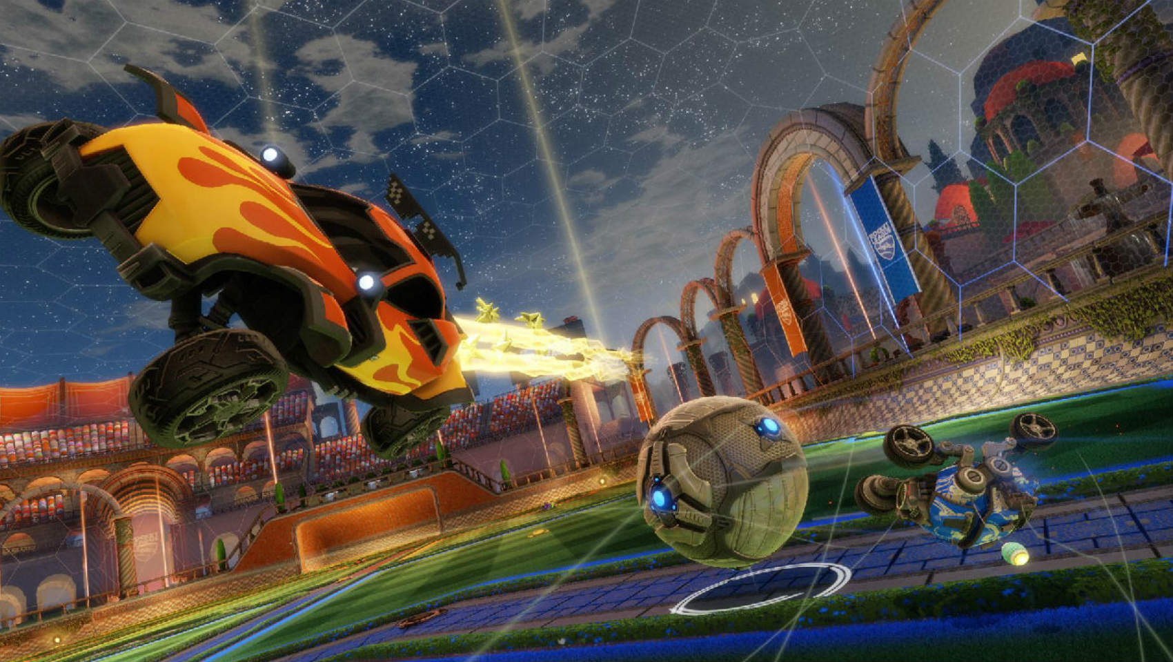 Rocket League Score Tips and tricks (PS4, Xbox One, PC, Switch) - How To Score More Goals