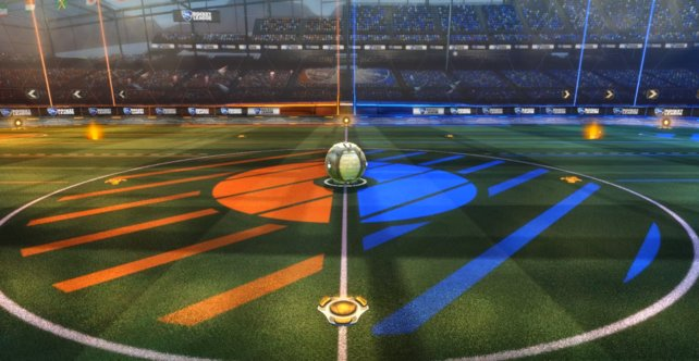 Rocket League Defense Strategies - Defense Tactics - kicking off