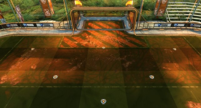 Rocket League Tactics Tips - rocket league penalty area