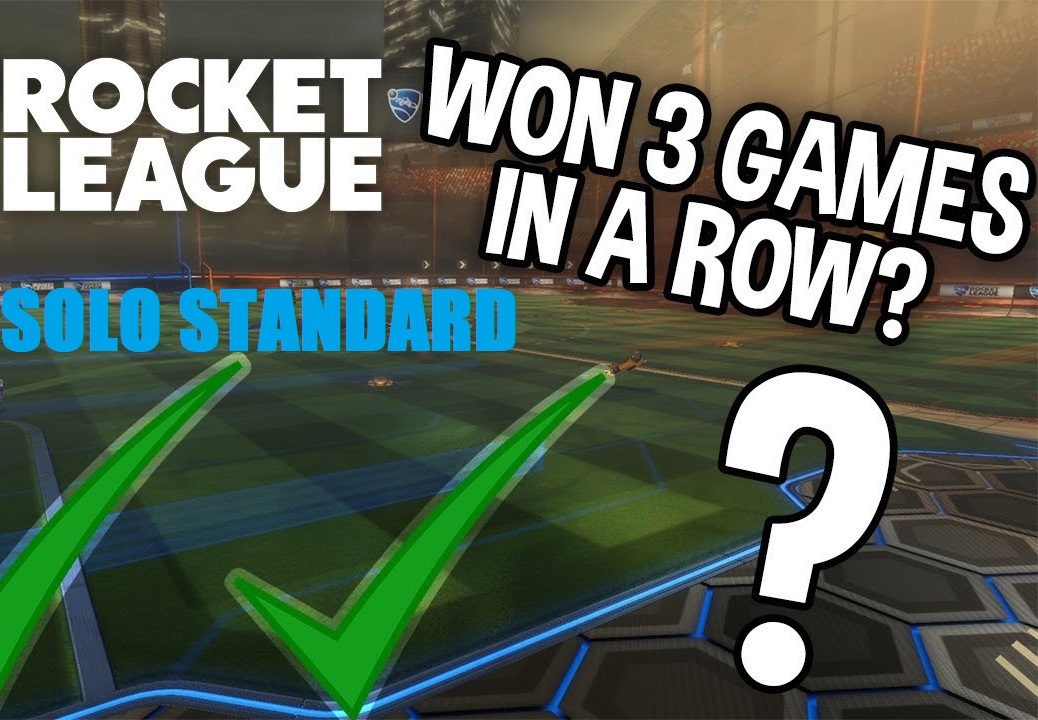 Rocket League Solo Standard Strategies and Tips For Playing With