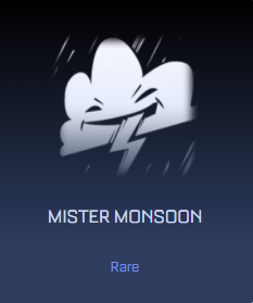 Rocket League Victory Crate - Jäger 619 RS Mister Monsoon