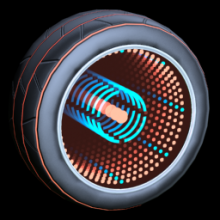 Rocket League Wheels - Infinium
