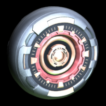 Rocket League Season 6 Rewards - Bronze wheel icon