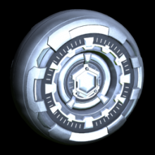 Rocket League Season 6 Rewards - Silver wheel icon