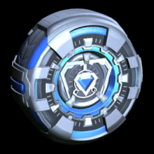 Rocket League Season 6 Rewards - Diamond wheel