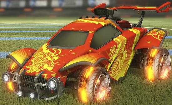 Best Rocket League Car Designs - Cheap & Good-looking Cars