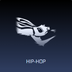 Rocket League Spring Fever Crate Items - Decal - Hip-Hop