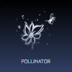 Rocket League Spring Fever Crate Items - Decal - Pollinator