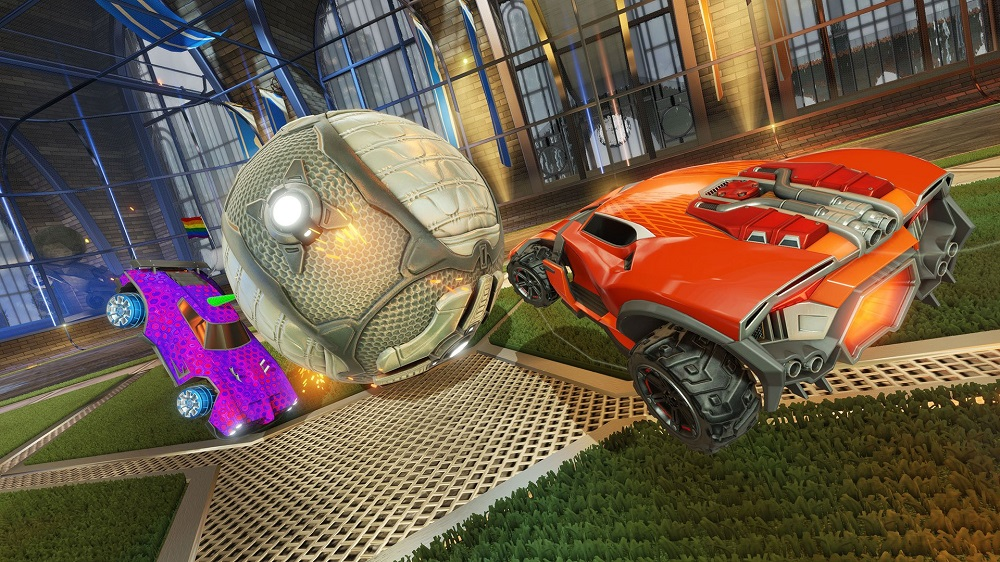Rocket League Tournaments Update (Spring Update)