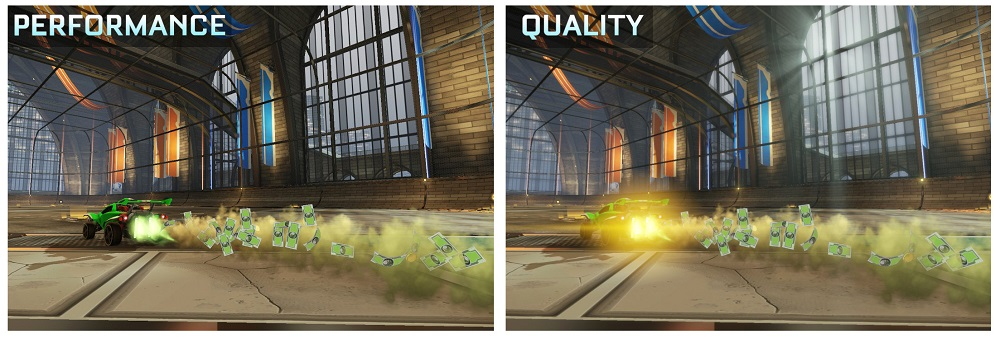 Rocket League Nintendo Switch Optimizations and Video Capture