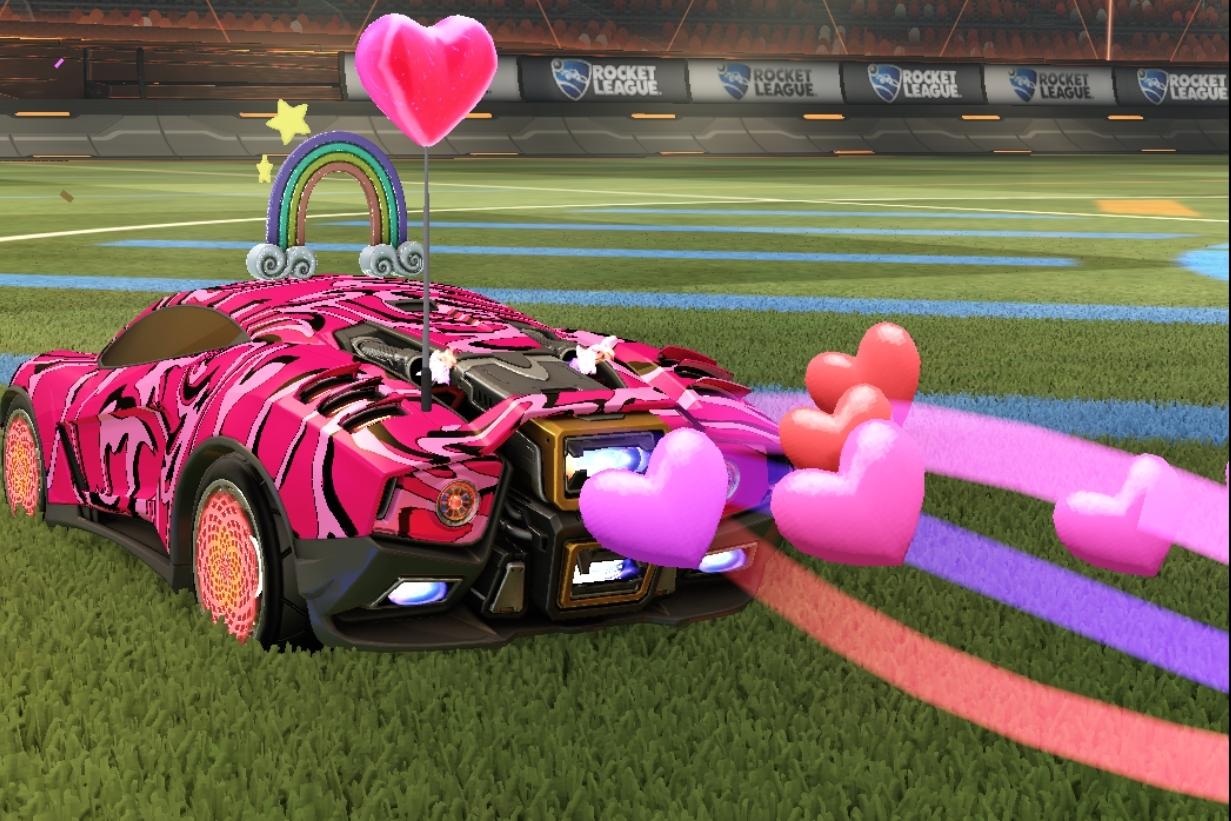 Rocket League best car design
