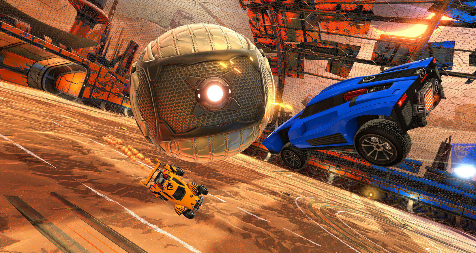 Rocket League Patch Note v1.44 - Tournaments Update