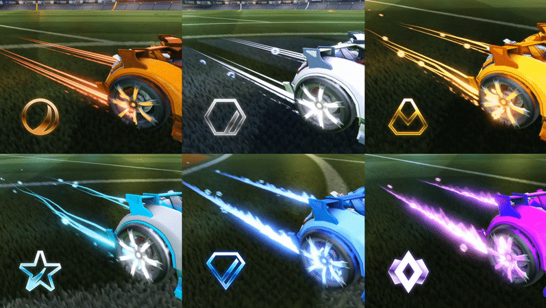 Rocket League Season 4 Rewards