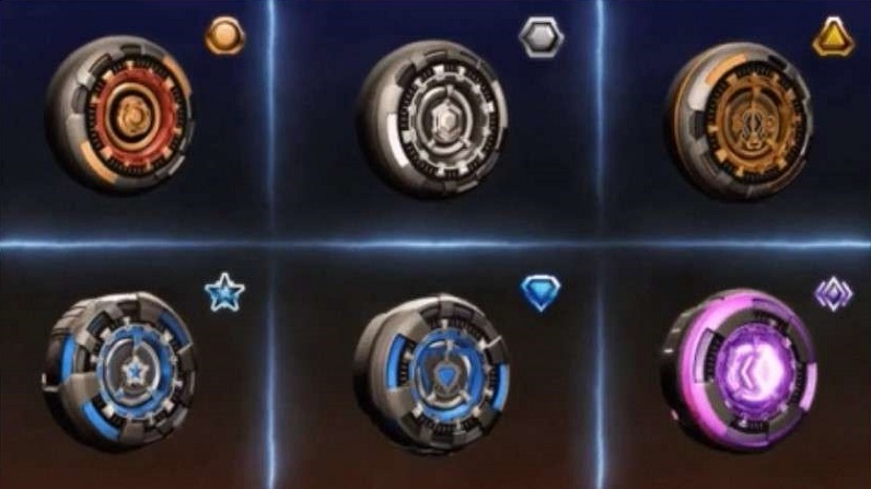 Rocket League Season 6 Rewards