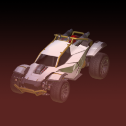 rocket league twinzer (body) - impact crate