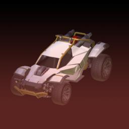 Rocket League Twinzer (Body) - Impact Crate