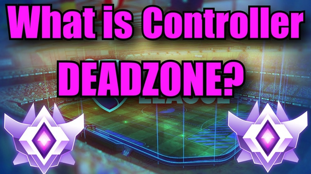 Rocket League Controller Deadzone & Dodge Deadzone Settings