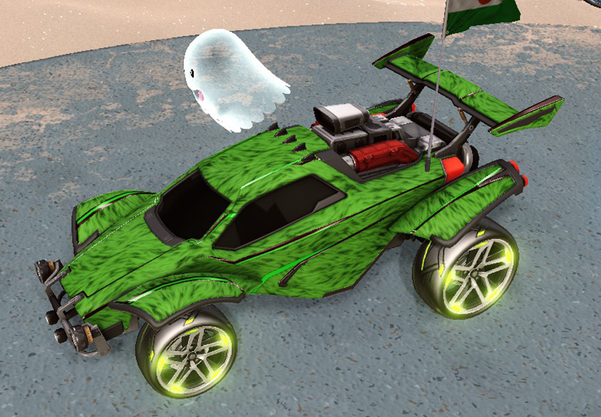 rocket league car designs - 4