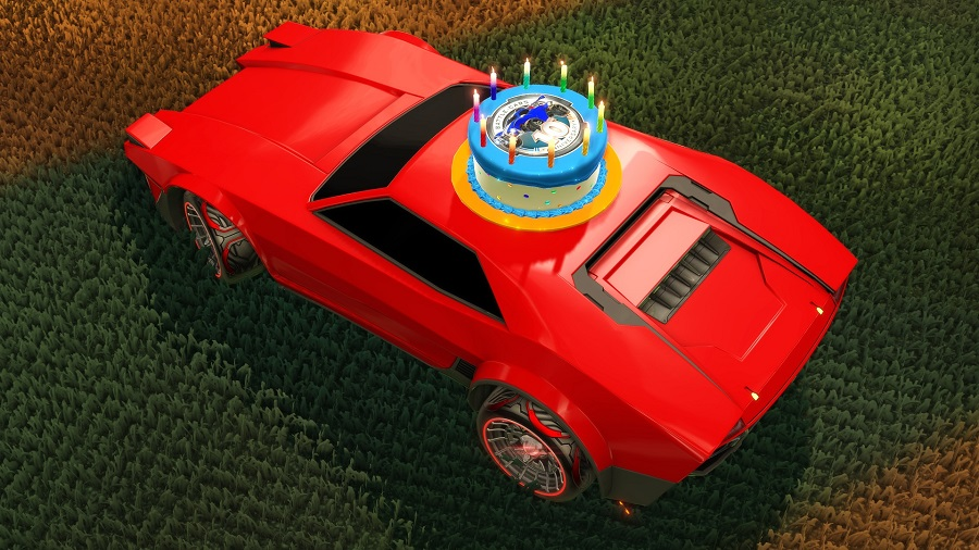 Rocket League Anniversary - Battle-Cars-Anny-Topper