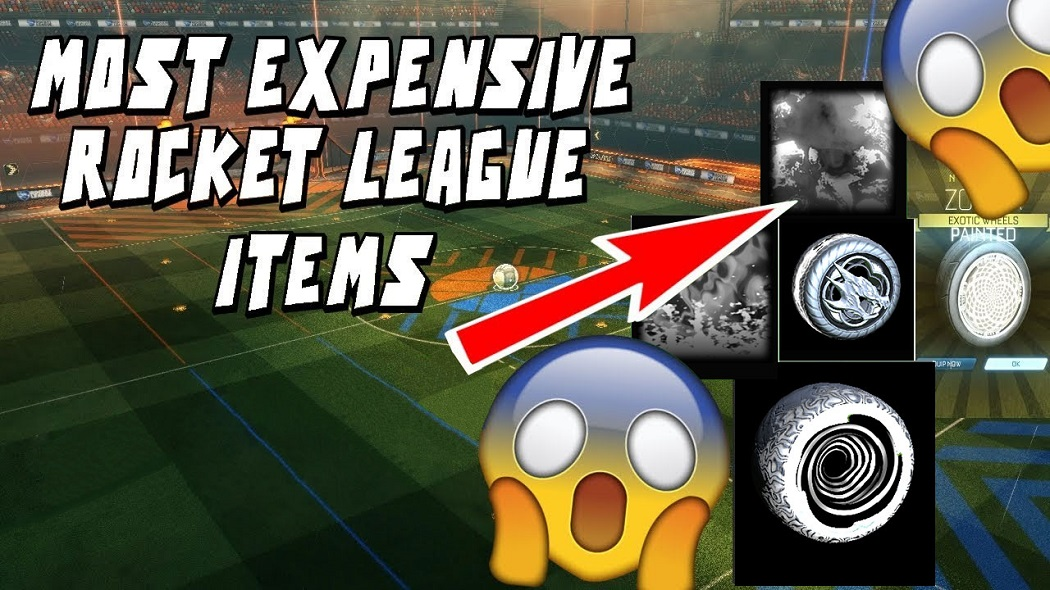 Top 10 Most Expensive Rocket League Items In Rl Trading Market