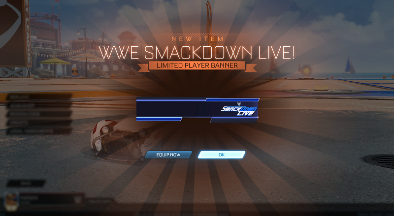 Rocket league WWE Codes and All Active Free Items Redeem Codes