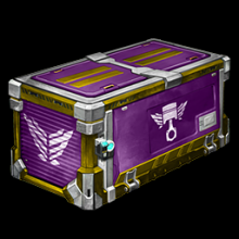 Rocket League Zephyr Crate
