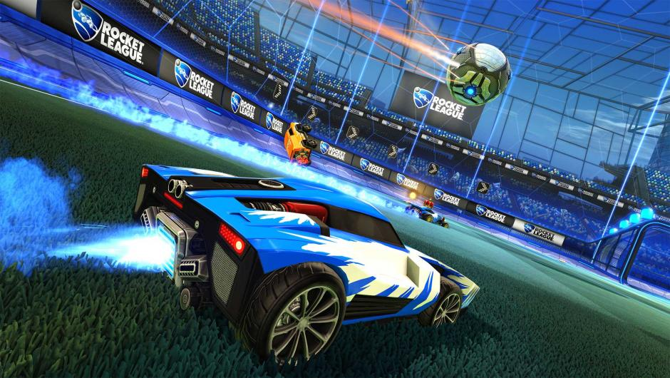 Rocket League Language Ban System Influted 2700 Years Of Ban In 12 Months