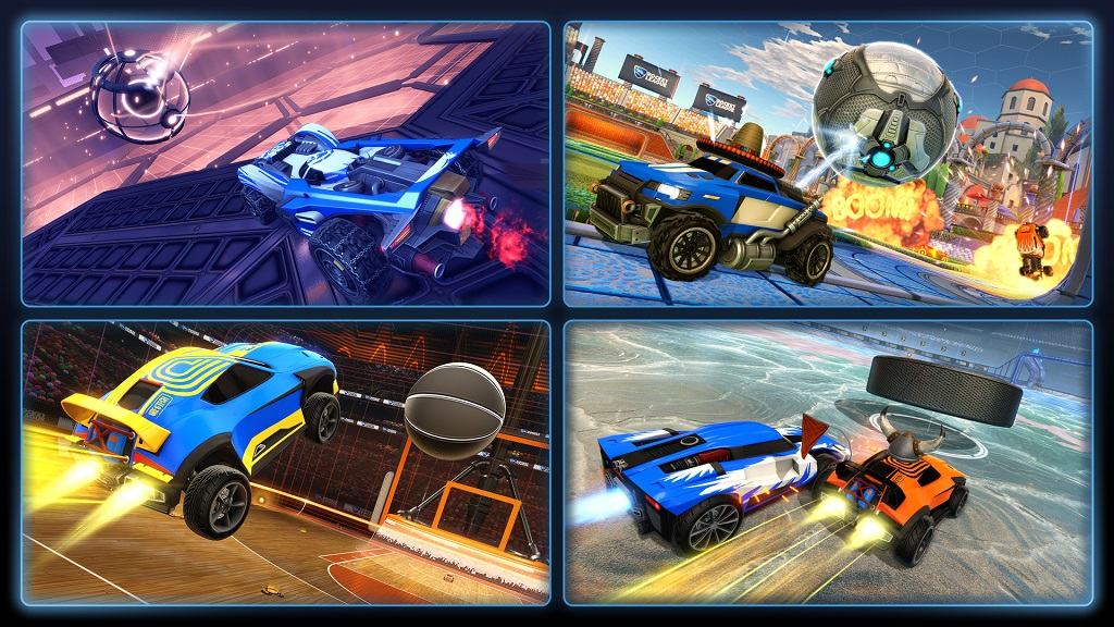 Rocket League Season 9 Update - Patch Notes V1 53 - New