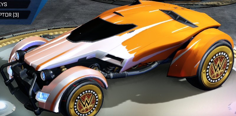 Rocket League Elevation Crate - Black Market Animated Decal Wet Paint