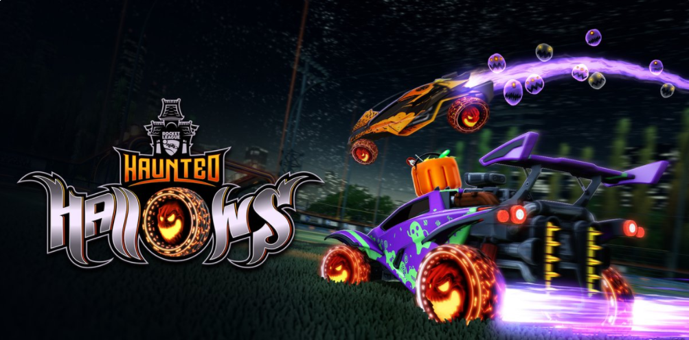Rocket League Haunted Hallows Event Returns To Celebrate Halloween With New Limited Items