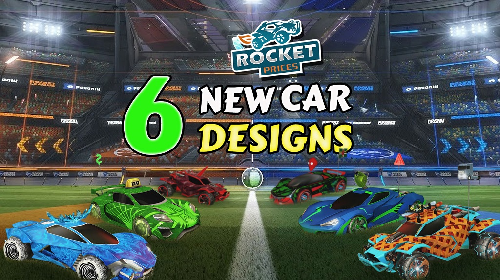 Best Rocket League Car Designs Cheap Good Looking Cars