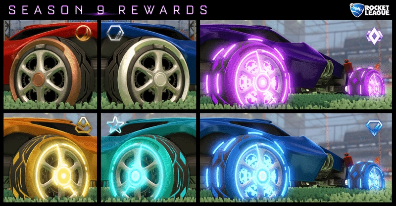 Rocket League Spring 2019 Roadmap: Season 9 Rewards, Season